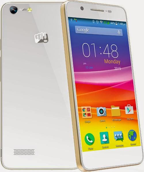 Micromax Canvas Hue AQ5000 Price and Full Specification