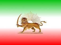 پرچم زیبا و مقدس شیر و خورشید نشان نماد تمام ایرانیان با هر عقیده سیاسی و باور مذهبی