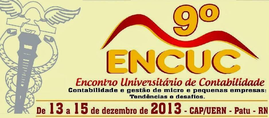 9º ENCUC