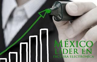 México Líder en Facturación Electrónica