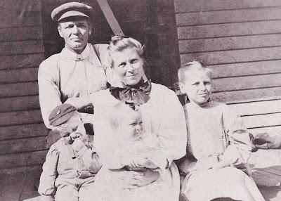 Albert Roe family