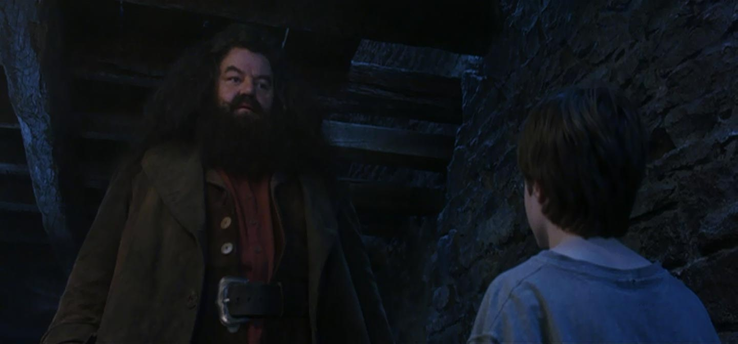 ... Reel: Homage, reference, and free association: Harry Potter edition