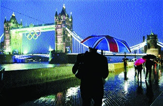 London Olympics ready despite nerves