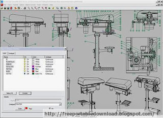 AutoCAD converter convert DWG DXF and DWF files into PDF, BMP, GIF