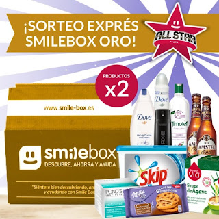 smilebox oro all star