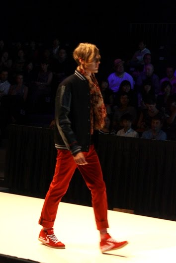 eiyue Shoes at the Men's Fashion Week 2011 Pics