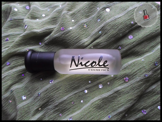 Nicole Cosmetics - zapach nr 090 - recenzja