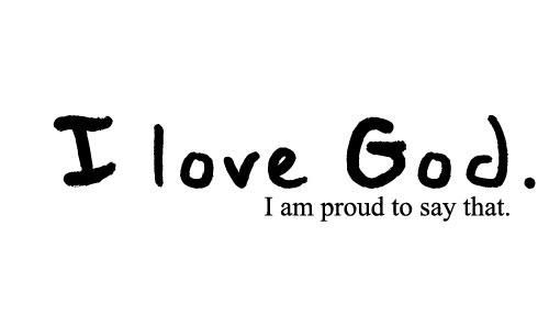 black and white i love god quotes smile god loves you text