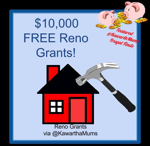 image Kawartha Mums Free Reno Funding $10,000