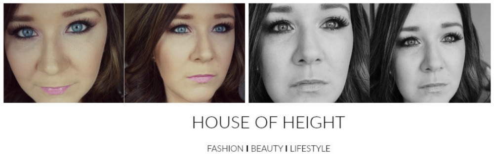 House of Height - Fashion & Beauty Blog