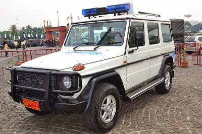 gambar Mobil Jeep PM TNI AD