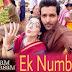 Ek Number Lyrics - Sanam Teri Kasam   Himesh Reshammiya, Neeti Mohan