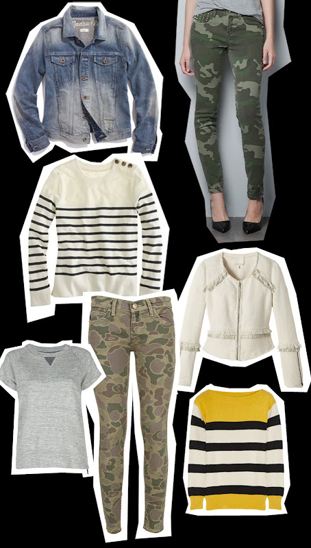 Get the look Camouflage