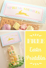Easter Bag Topper