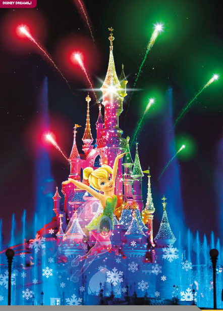 Christmas Disney Dreams! visual