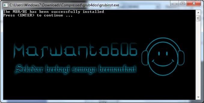 Cara Membuat Flashdisk Hiren's Boot CD (HBCD)