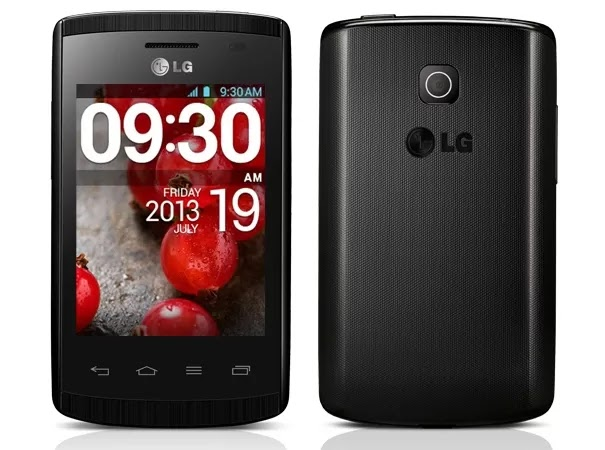 LG Optimus L1 II Black