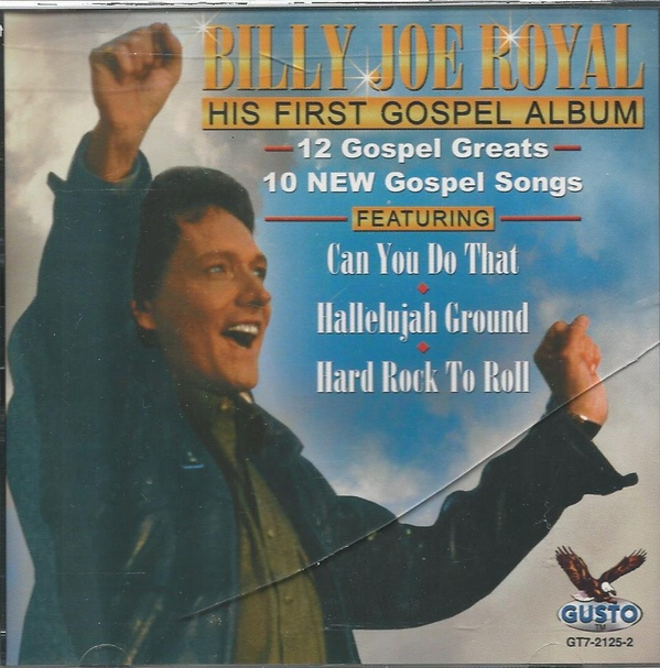 Marie Crichton's Country Show Blog: Singer Billy Joe Royal ...