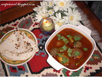 Meat Balls Curry (Koftay)