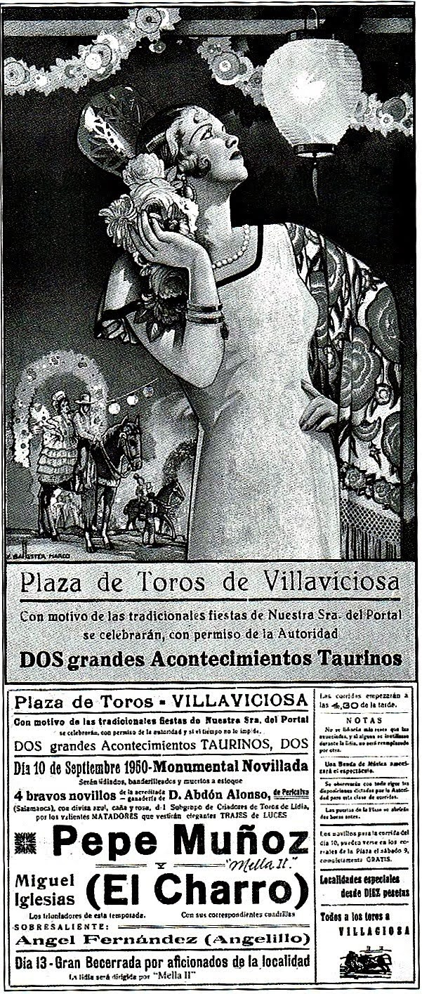 CARTEL VILLAVICIOSA ASTURIAS