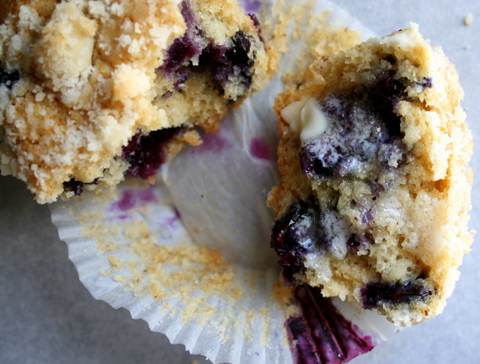 BREANNA'S RECIPE BOX: Browned Butter Blueberry Muffins