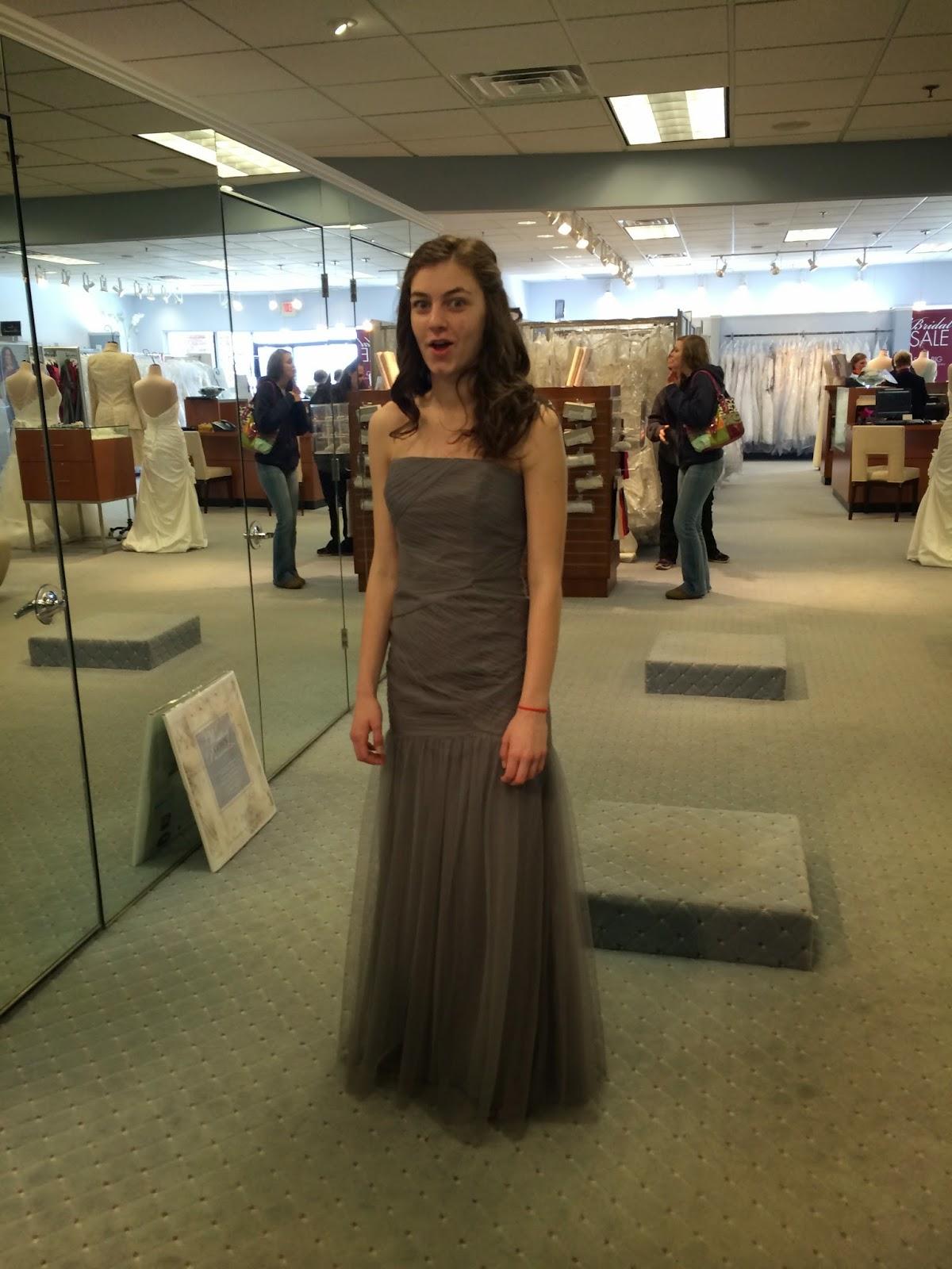Doeblerghini Bunch:  Bridesmaid Dresses - Long Tulle Bottom