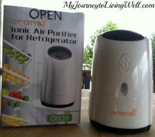 Oransi Ionic Air Purifier