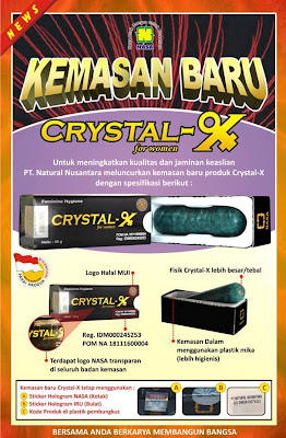 """order-produk-natural-crystal-x-asli-natural-nusantara-nasa-atasi-keputihan-kanker-serviks-kista-myom"""