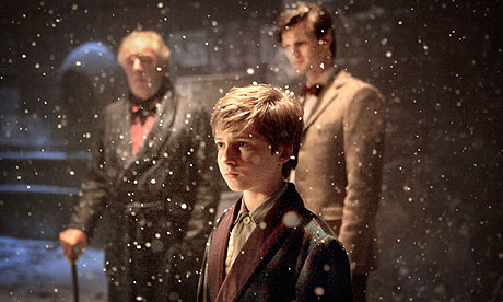 """25 Reviews of Christmas #20 - The Doctor Who """"Christmas Carol"""" is one of the best!"""
