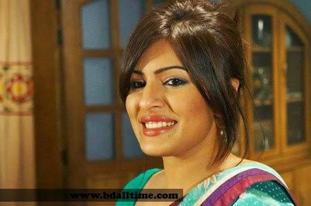 Bangladeshi Model and Actress Srabosti Dutta Tinni