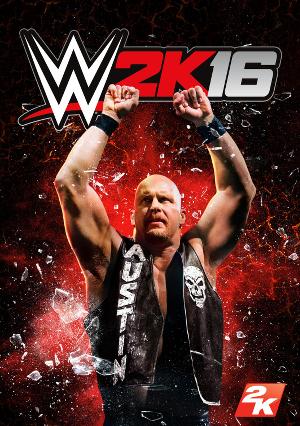 Lançamento da semana: WWE 2K16