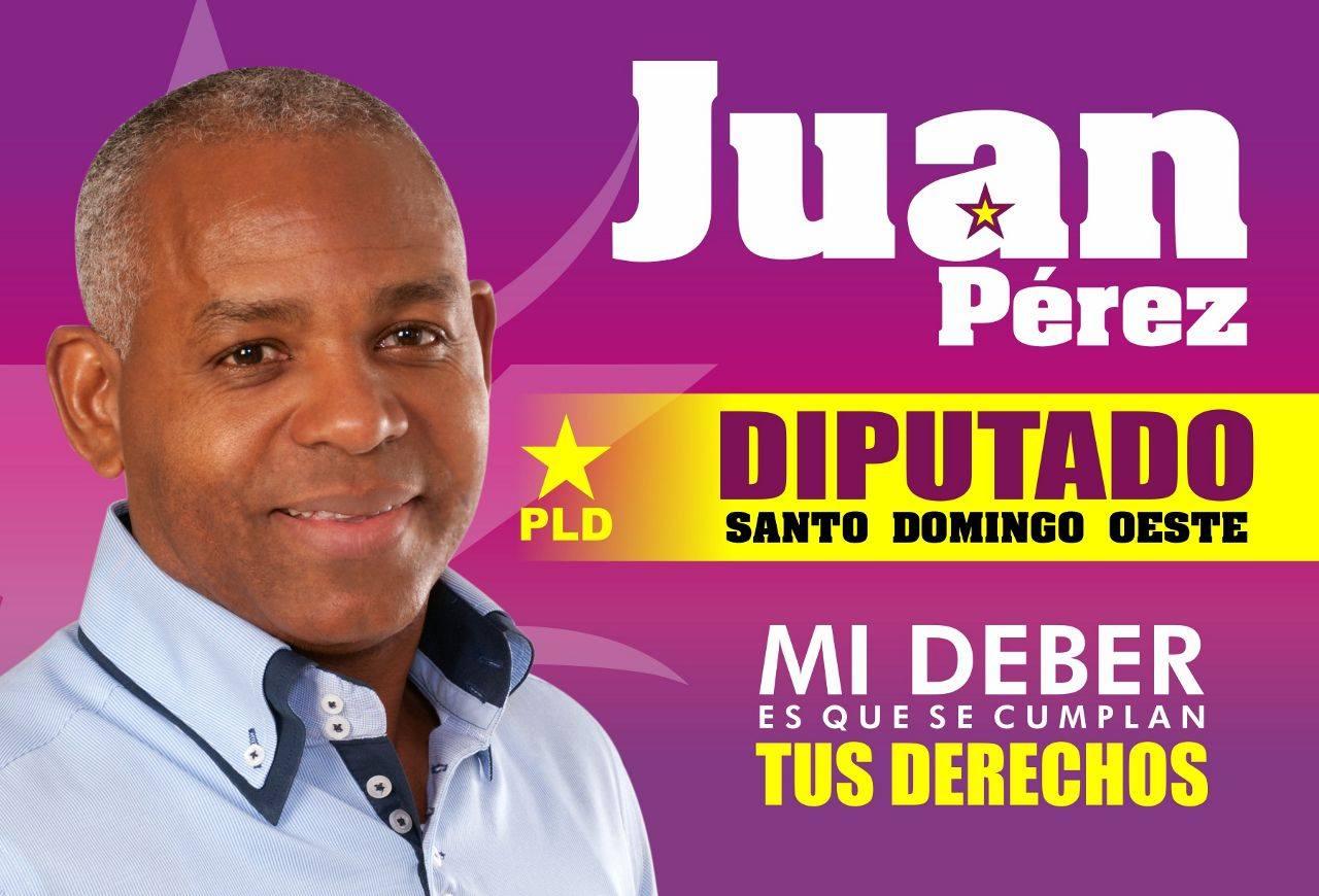 Juan Pérez Diputado
