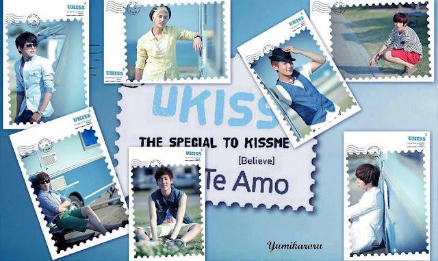 Nuestros Hermosos Oppas: The Special to KissMe-Ukiss