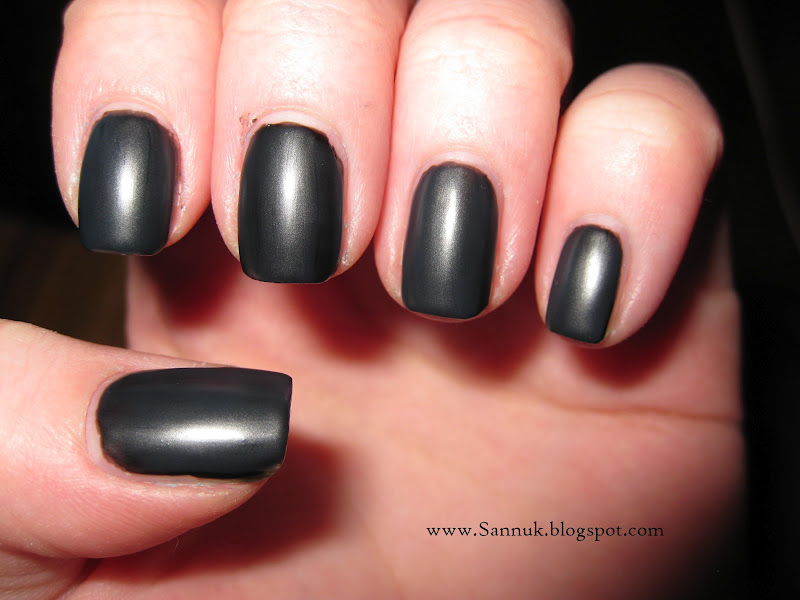 Sandra\'s Nails (not active anymore): Matte vs Glossy