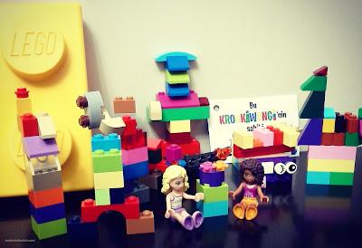 LEGO friends, lego