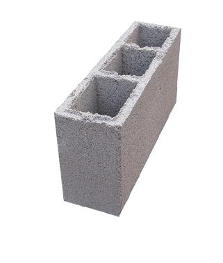 Bloco para construção mais leve