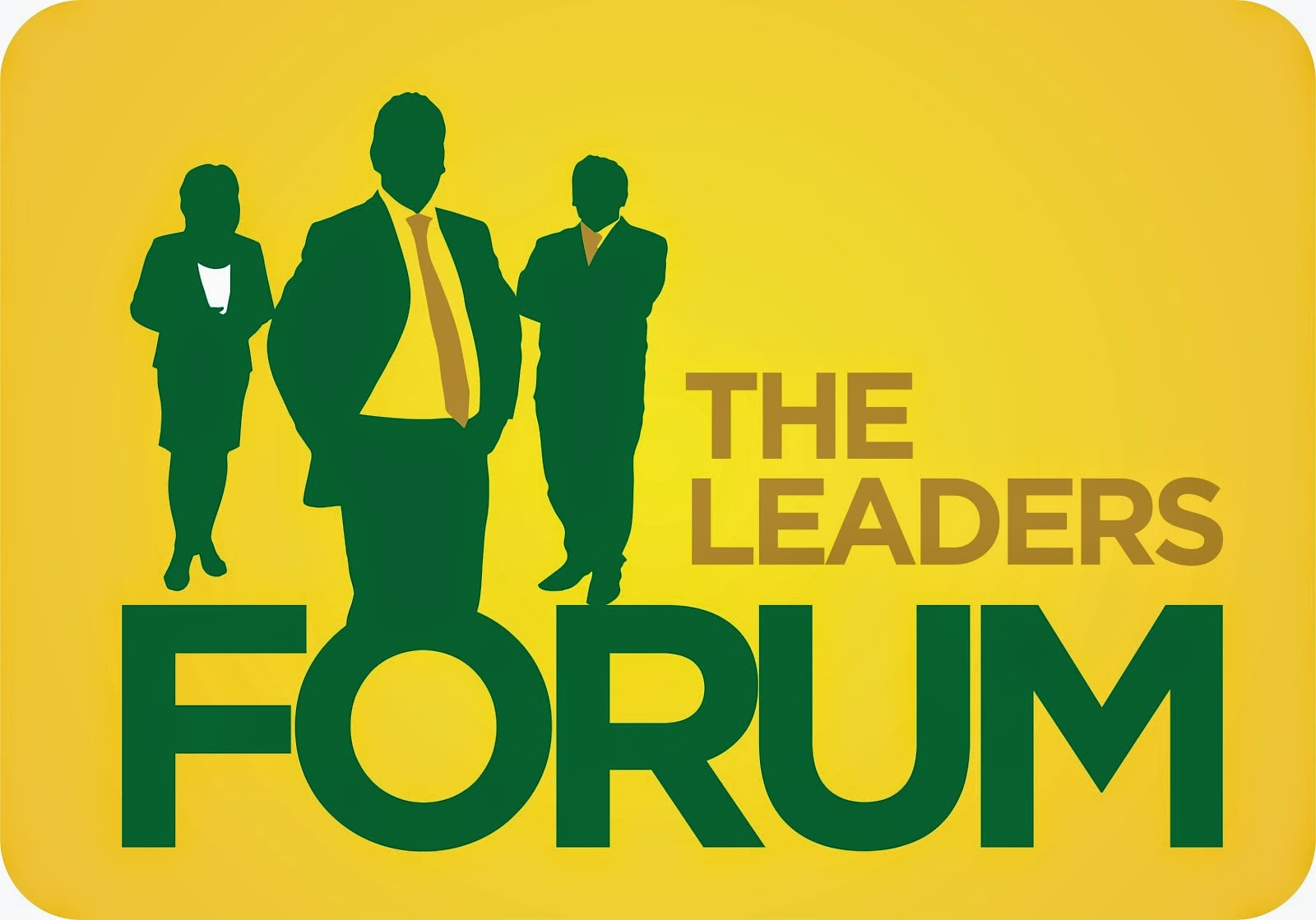 Attend Leaders Forum every Monday