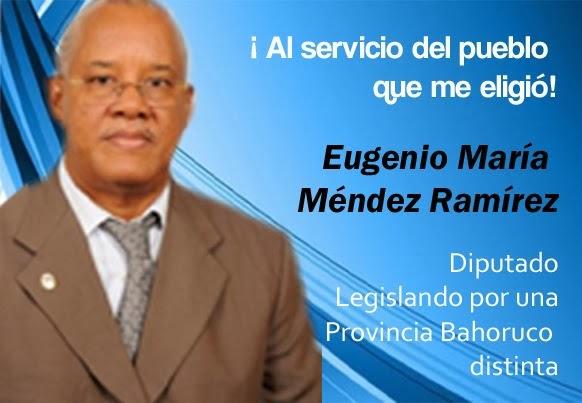 DIPUTADO EUGENIO MARIA MENDEZ