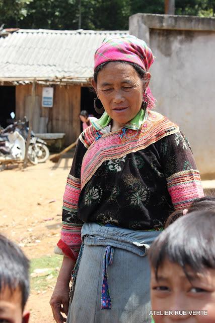 Vietnam visages 10