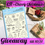 """Анонс """"Cherry Cristmas"""" и Giveaway"""
