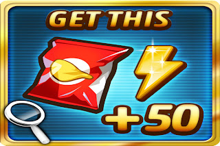 free potato chips for criminal case