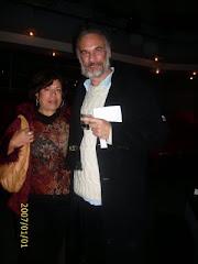 El canta autor, Lino Bolaños, en el C.C de España