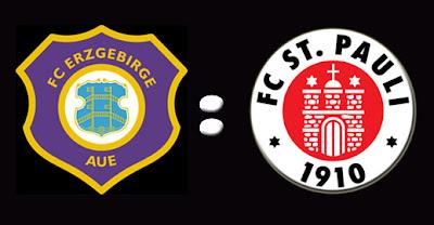 É hoje!!!! - FC Erzgebirge Aue : St. Pauli