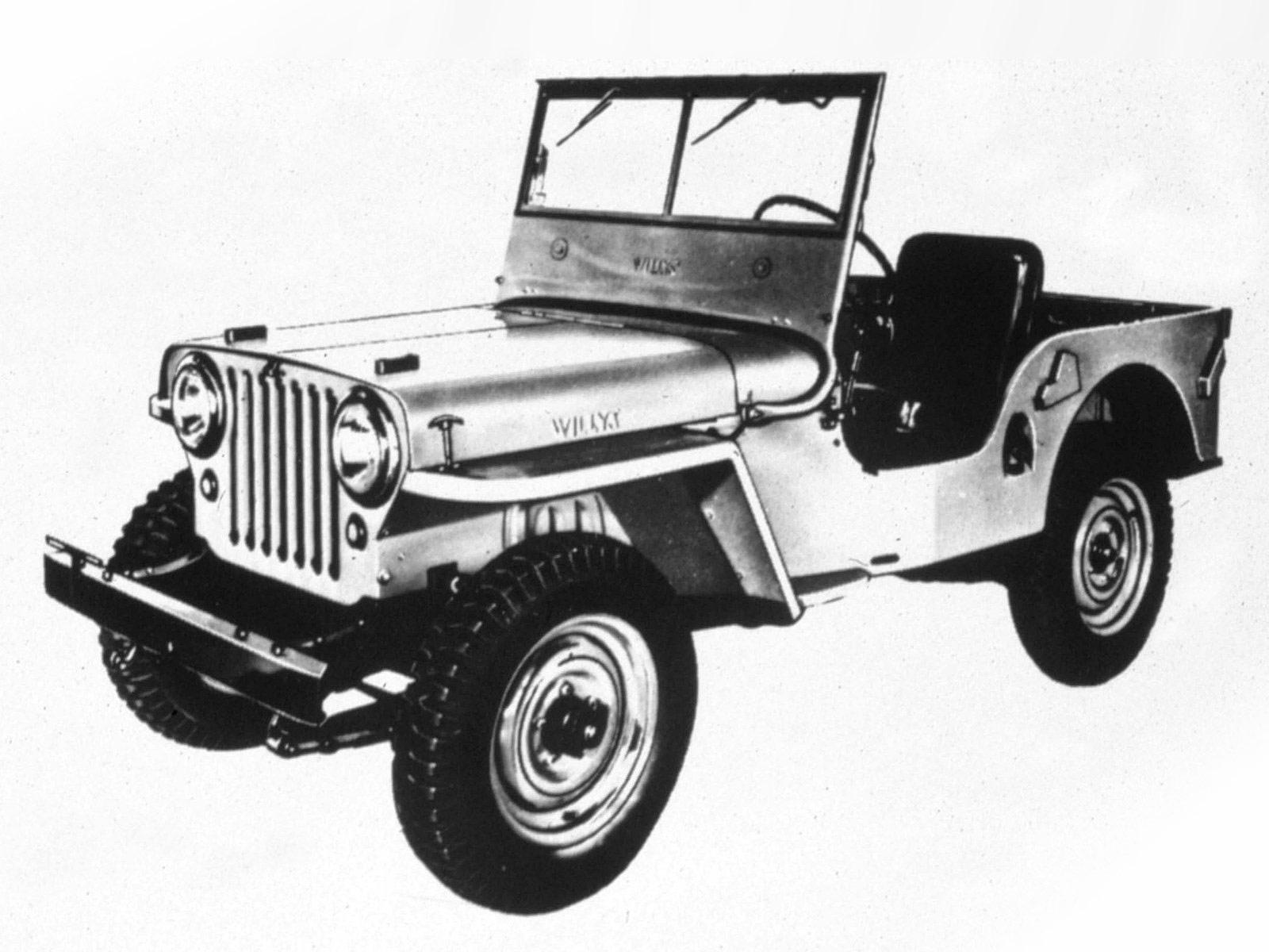 1945 jeep cj 2a jeep pictures. Black Bedroom Furniture Sets. Home Design Ideas