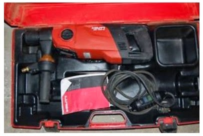 Spesifikasi Mesin Alat Coring Beton Hilti DD 150