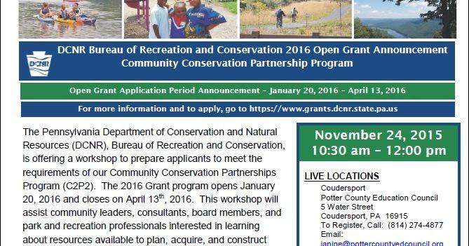 community conservation partnerships grant program canadian grants