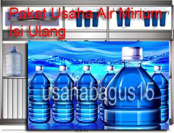 Peluang Usaha Air Isi Ulang Beromzet Besar | Contoh ...