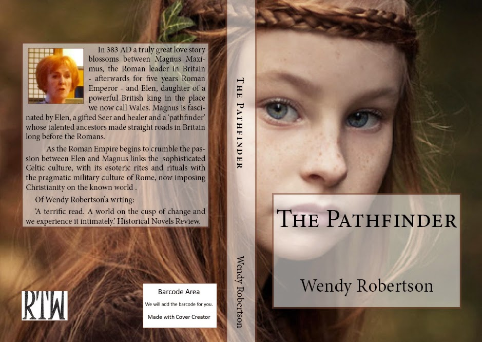 Brand New Title The Pathfinder
