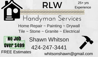 RLW Home Repair