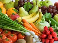 Frutas e verduras melhoram também a saúde mental